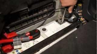 Einbau SenCom Kabelsatz BMW E61