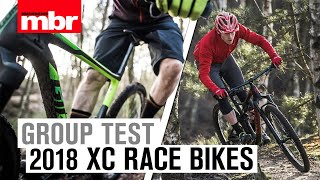 Cross Country Race Bike Group Test | Mountain Bike Rider