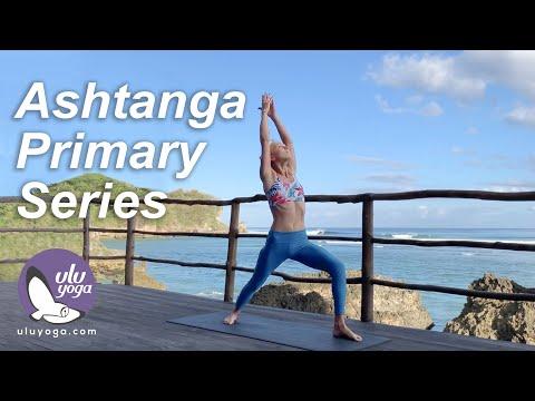 Ashtanga Yoga | Full Primary Series | Online Yoga Teacher Training ...