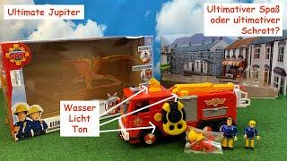 Review - Ultimate Jupiter - 109251085 - Feuerwehrmann Sam - Simba Toys