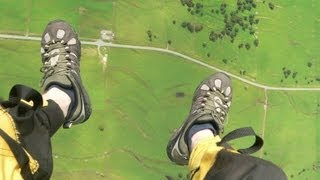 Miley Cyrus Skydiving With Rolling Stone
