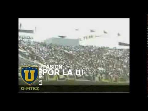 """La Rebel - La barra del pebetero.wm"" Barra: La Rebel • Club: Pumas"