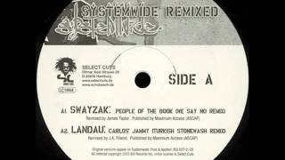 Systemwide - Carlos' Jammy (Landau Turkish Stonewash Remix)