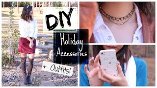 DIY Accessories & How I Style!