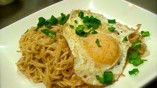 How to Make Fujian-style Ban Mian (Noodle)