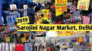 SAROJINI NAGAR MARKET DELHI 2019 SUMMER COLLECTION || TRENDY