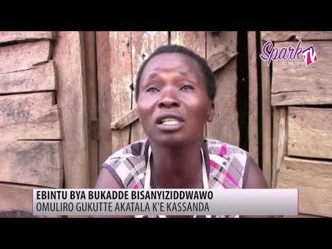 Omuliro gusanyizzawo akatale ka Kasanda central market
