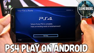 NEW PS4 EMULATOR 2018 FOR ANDROID || PLAY REAL GTA V