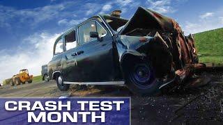 Crash Test Month: London Black Taxi