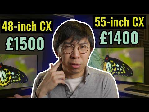 External Review Video 045s-Uy4stg for LG CX OLED 4K TV