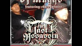 Dj Muggs vs Chace Infinite (The Last Assassin) - 10. You Won't Last