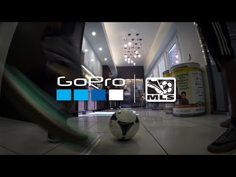 Someone Played Soccer Around The GoPro Offices