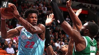 Boston Celtics vs Miami Heat - Full Game Highlights | January 28, 2020 | 2019-20 NBA Season