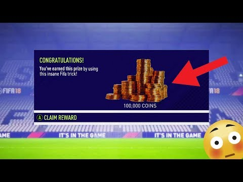 Make 100000 Fifa Coins For Free Using This Fifa Trick Fifa 18