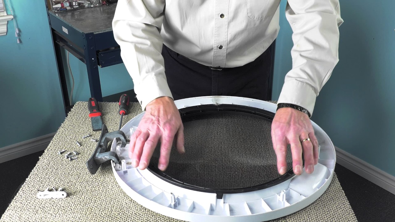 Replacing your Frigidaire Washer Door Glass