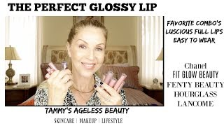 PERFECT GLOSSY LIPS #fulllusciouslips