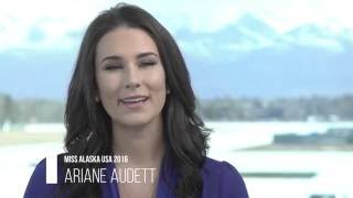 Ariane Audett Contestant Miss USA 2016 Introduction