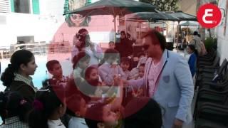 تحميل اغاني النجم احمد العيسوى فى اغنية لما عادل يجى مع الاطفال MP3