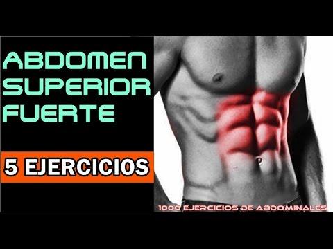 Los ejercicios por la quema de la grasa del vientre