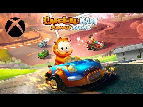 Garfield Kart Furious Racing - XBOX ONE (2019)