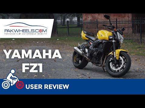 Yamaha FZ1 | Expert Review | PakWheels