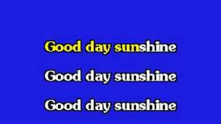 Beatles   Good Day Sunshine
