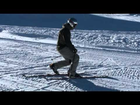 Freeheel Starters Lesson - Introduction to Telemark Skiing
