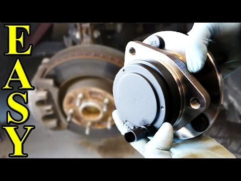 How to Replace a Wheel Bearing