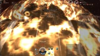 EveOnline active Rupture full t2 noob friendly, lvl4 The Blockade mission test