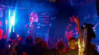 "DANGEROUS TOYS ""Angel N U"" at Red Eyed Fly, Austin, Tx. December 1, 2012"