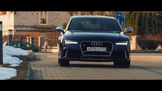 Бородатая Езда. Audi RS7 PERFORMANCE