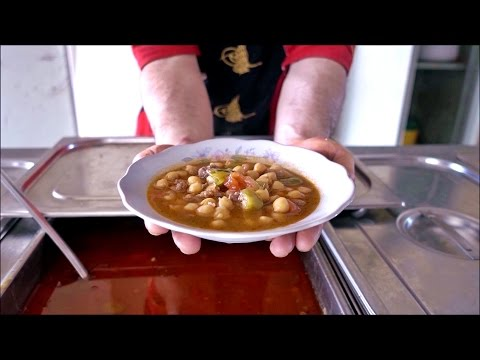 Meaty Chickpea Easy Meal Recipe