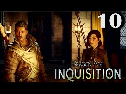Dragon Age Inquisition Walkthrough - Part 09 - Whispers in