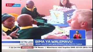 Esther Passaris ameitaka serikali kuhakikisha kwamba wanaoishi na ulemavu wamesaidiwa