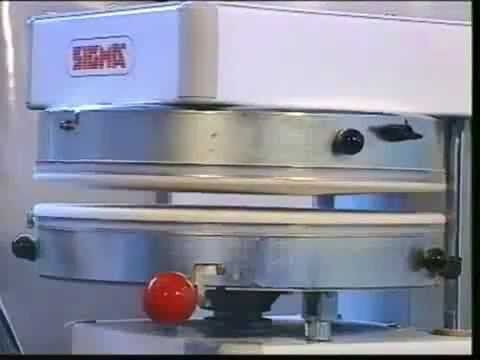 video 1, Formeuse semi-automatique 50 cm