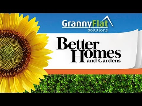 Granny Flat Solutions - Better Homes & Gardens Feature 2017