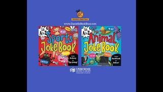Animal Joke Book And Sports Joke Book - Usborne Books & More