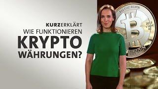 Was ist mit Kryptowahrungen los?