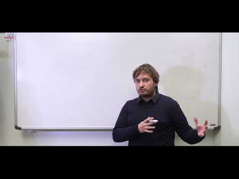 Dionysis Zindros' White Board Lecture