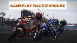 MotoGP 17 | RACE | GP VALENCIA | Marc Marquez | Gameplay + REPLAY