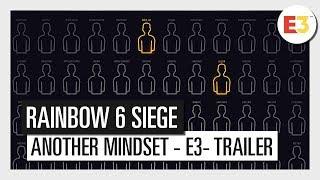 Rainbow Six Siege – Trailer E3 2018 : Another Mindset [OFFICIEL] VOSTFR HD