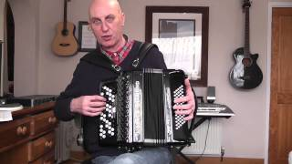 How To Play The Chromatic Button Accordion - Lesson One