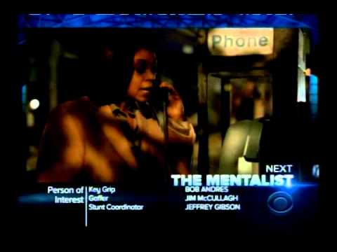 Person of Interest 1.11 (Preview)