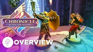 Chronicle: RuneScape Legends - Gameplay Overview