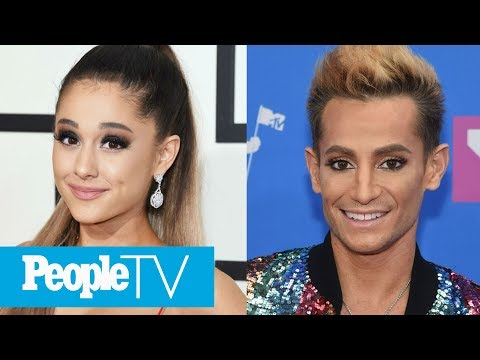 Frankie Grande: Ariana Is 'Doing Well' & 'Working Really Hard' After Ending Engagement | PeopleTV