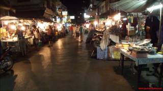 preview picture of video 'Bangkok Street Nightlife'