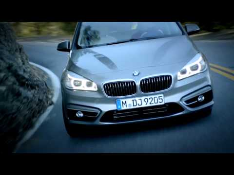 BMW Commercial for BMW 2 Series Active Tourer (2014 - 2015) (Television Commercial)