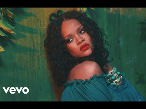 Rihanna - Wild Thoughts [Music Video] (Solo Version)