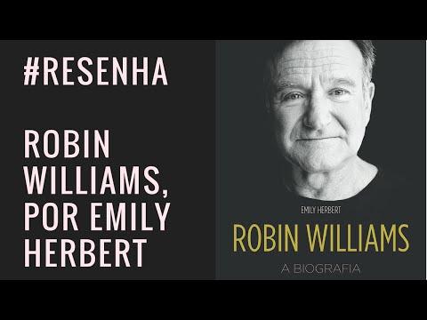 #4 Histórias e dramas de Robin Williams | Biografias e Afins por Tamy Pinheiro