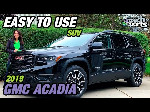 2019 GMC Acadia Review - BIG Muscles!